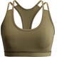 Black Diamond W's Flagstaff Bra Burnt Olive